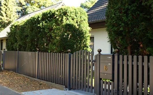 Zäune und Tore - Roswitha Nast Holzfachmarkt